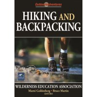 Hiking And Backpacking By Wilderness Education Association