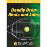 Deadly Drop Shots And Lobs DVD By Nick Bollettieri