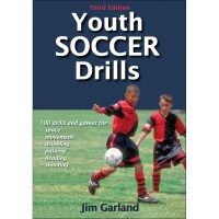Youth Soccer Drills 3rd Edition By Jim Garland